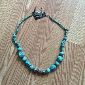 Chico's Turquoise Necklace